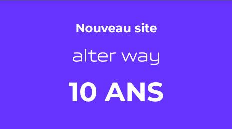 nouveau site 10 ans alter way