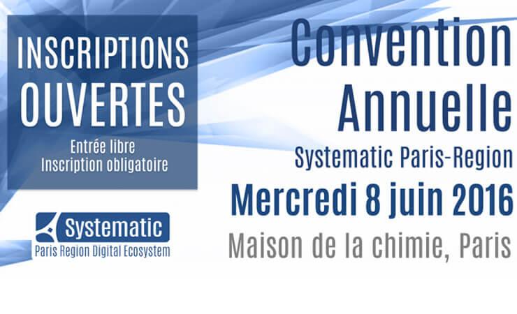 visuel convention annuelle systematic Paris-Régions mercredi 8 juin 2016