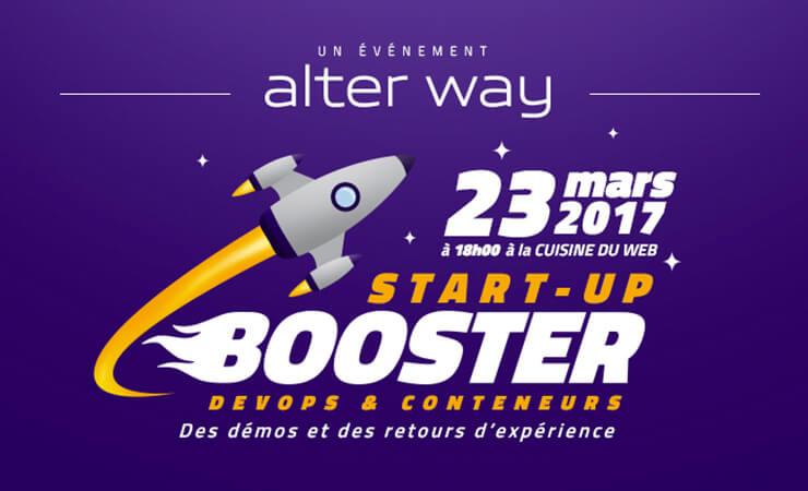 événement alter way start-up booster
