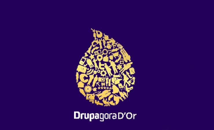 Drupagora d'or