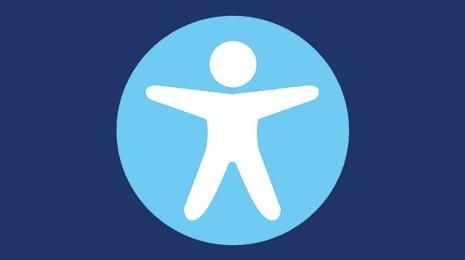 symbole accessibilité