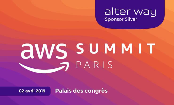 aws summit paris 2 avril 2019 palais des congrès