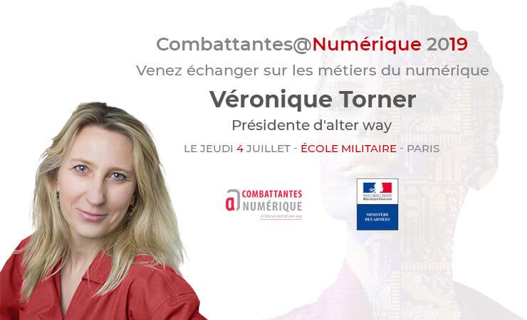 véronique torner combattantes numérique 2019 venez échanger sur les métier du numérique le jeudi 4 juillet école militaire paris