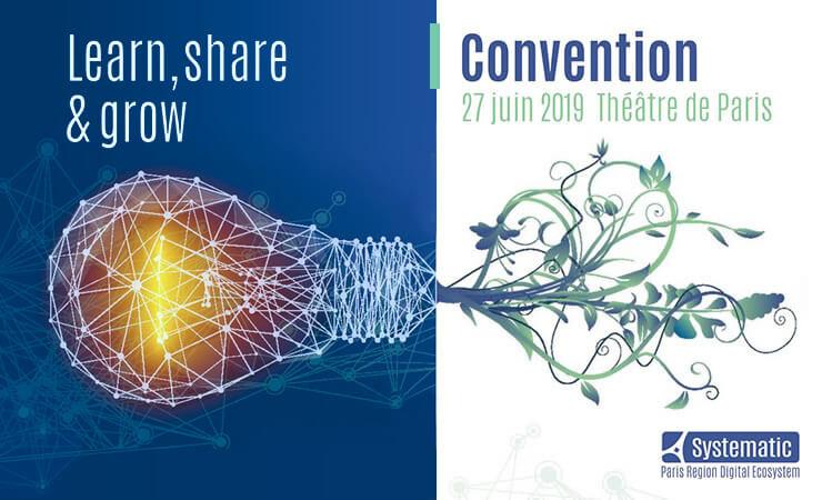 convention systematic 27 juin 2019 théâtre de Paris