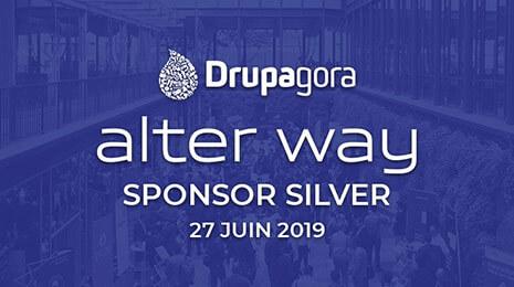 drupagora sponsor silver 27 juin 2019
