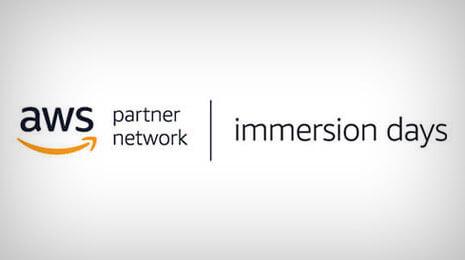 aws partner network immension days