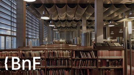 BnF, Bibliothèque nationale de France