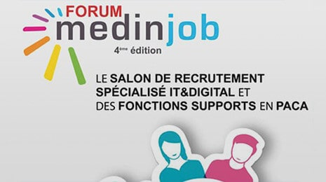Forum Medinjob 4ème Edition - 11 octobre 2018