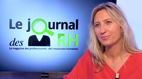 le journal des RH  - Véronique Torner