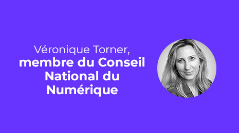 Véronique Torner membre du conseil national du numérique
