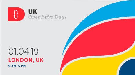 Open Infra Days UK London