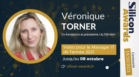 véronique torner IT manager de l'année - Silicon
